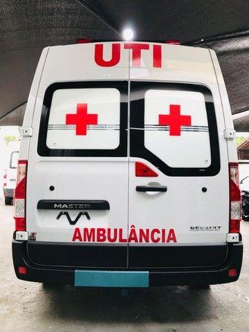 Renault Master Ambulância L2H2 UTI - Foto 5