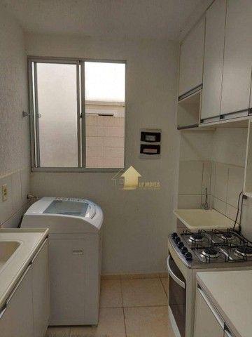 Apartamento com 2 dormitórios à venda, 40 m² por R$ 165.000,00 - Chácara dos Pinheiros - C - Foto 10