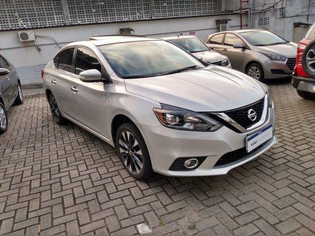 Nissan Sentra SL 2018 Luciano Andrade