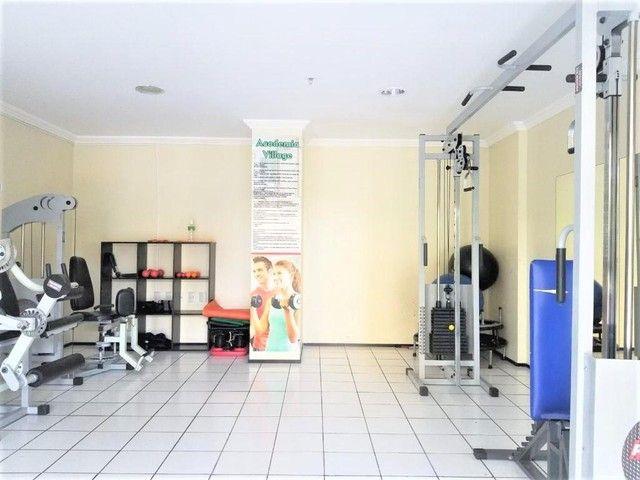 Apartamento com 3 dormitórios à venda, 90 m² por R$ 490.000,00 - Vila União - Fortaleza/CE - Foto 4