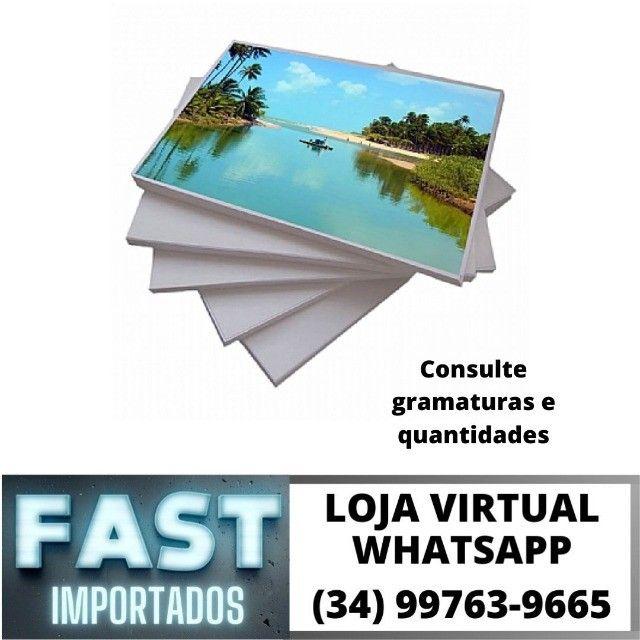 Papel Fotográfico para Convites Personalizados Lembrancinhas