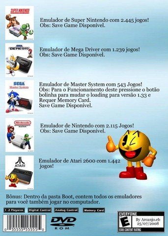 jogos retrô playstation 2 - Foto 3
