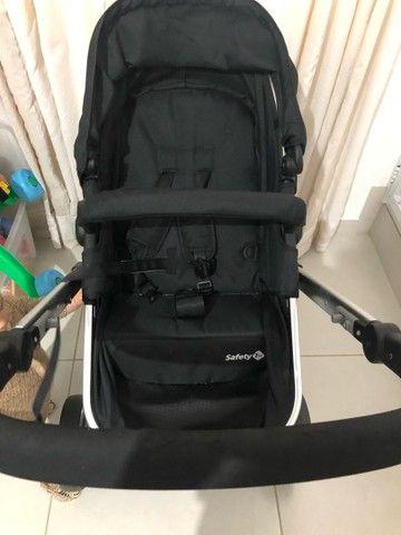 Carrinho de bebê e bebe conforto  - Foto 5