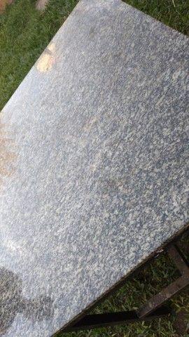 Mesa de mármore 1,30x1,40 - Foto 3