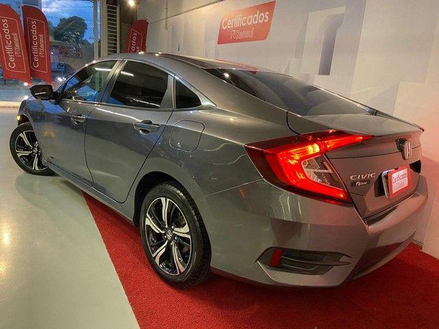 Honda CIVIC Civic Sedan EX 2.0 Flex 16V Aut.4p - Foto 9