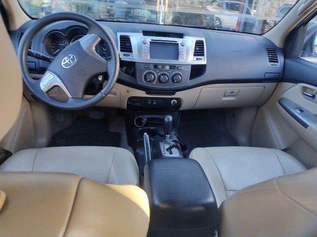 Toyota Hylux SW4 SR 5 Lugares Flex Automática  - Foto 9