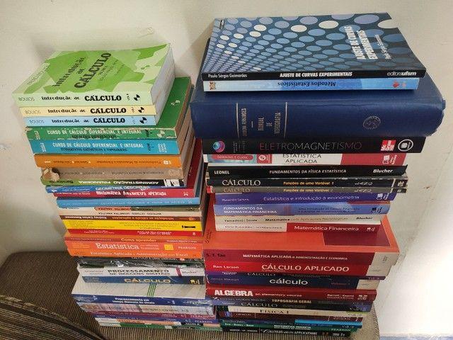 Livros Matemática, física e engenharia - Foto 4