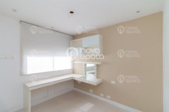 Apartamento à venda com 4 dormitórios em Laranjeiras, Rio de janeiro cod:FL4AP54682 - Foto 20