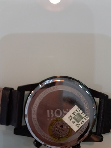 Vendo relógio Hugo Boss Original  - Foto 4