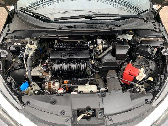 Honda city ex ipva 2021 pago 48.000 km unico dono sem detalhes - Foto 9