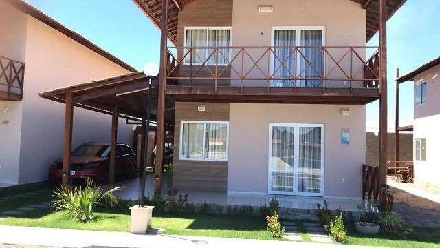 Casa em condomínio fechado 03 Quartos 105m² - Village Praia dos Carneiros