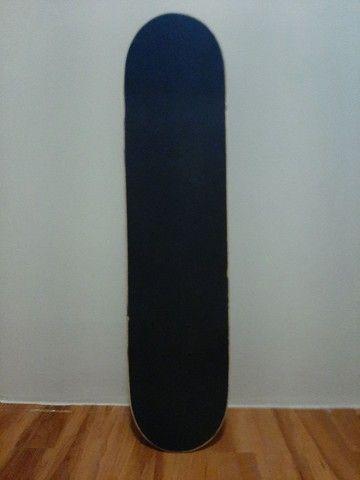 Skate Black Sheep abec-9 usado uma vez. - Foto 3