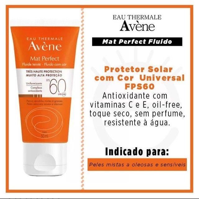 Kit Protetor Solar Avéne com Cor + Sabonete Líquido Facial <br><br> - Foto 2