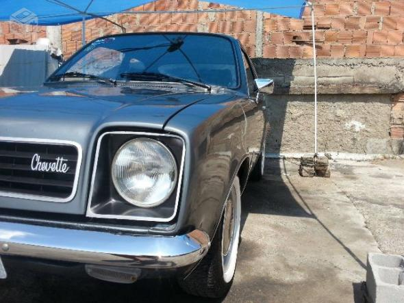 CHEVROLET CHEVETTE SURREAL O MAIS TOP