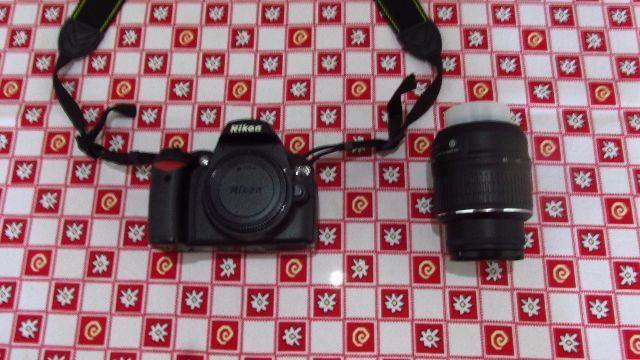Camera D40x Nikon