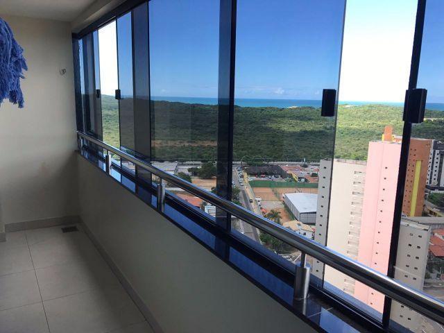Ótimo apartamento com vista para o mar