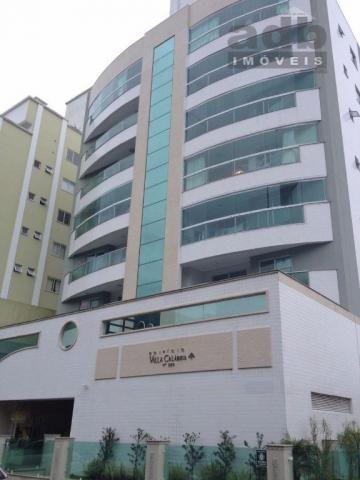 Apartamento residencial à venda, Ressacada, Itajaí.