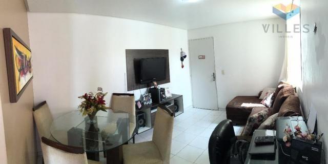 Apartamento  2/4 residencial à venda.