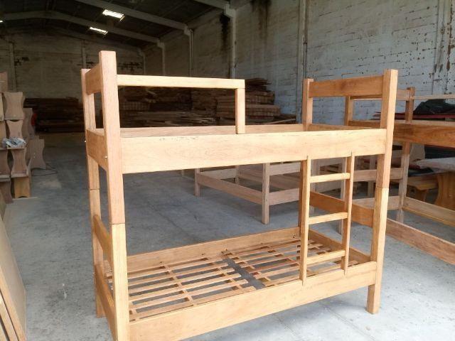 Beliche madeira de angelim - Foto 2