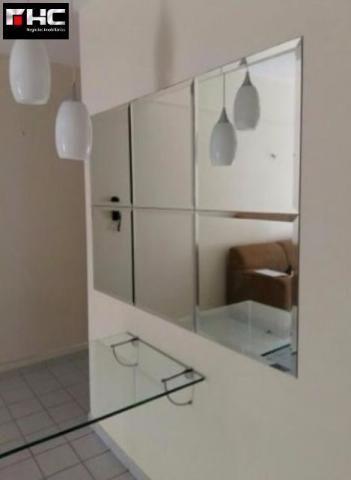 AP02686 Apartamento Mobiliado e Lagoa Nova