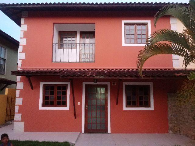Linda casa condomínio fechado 3/4, 2 suítes apenas 1.300 mensal