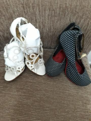 001bca05f3207 Sapato feminino - Roupas e calçados - Jardim Flor De Maio