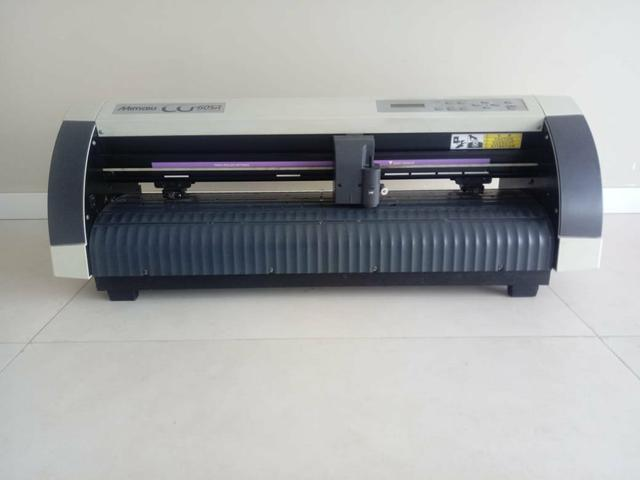 Plotter Recorte Mimaki CG-60SR (Leitor Laser)