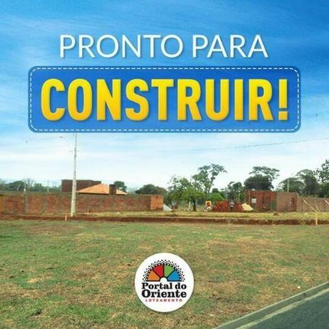 Loteamento Portal do Oriente em goiania - Foto 2