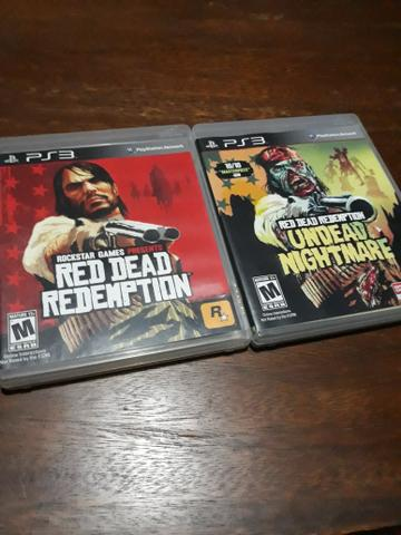 Red Dead Redemption + Undead Nightmare Ps3