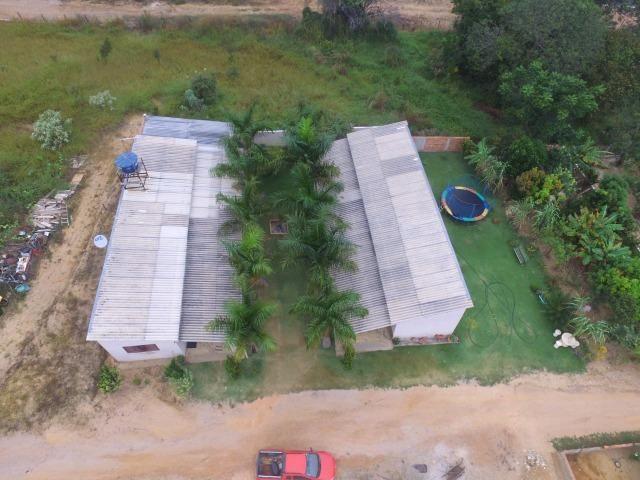 Casa de campo no lago corumba abadiania - Foto 8