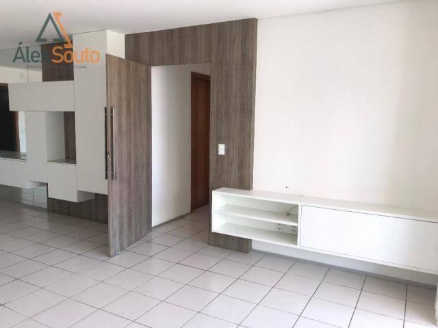 Apartamento com 3 dormitórios à venda, 126 m² por r$ 680.000 - jatiúca - maceió/al - Foto 4