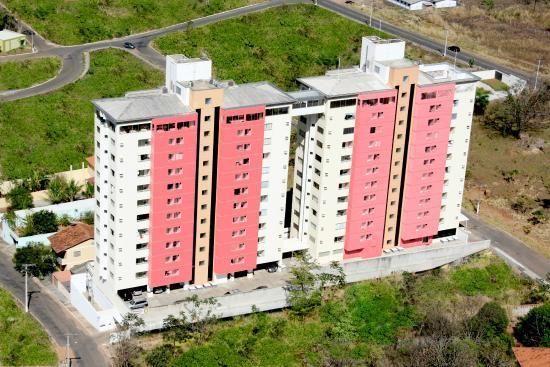 Aluguel temporario RIO QUENTE GO Flat mobiliado - Foto 2