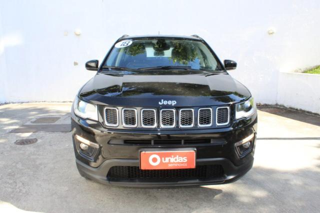 Jeep Compass 2.0 - 2018 / Completo