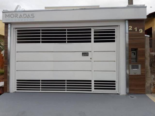 Casa com 3 dormitórios à venda, 115 m² por R$ 250.000 - Palmital - Marília/SP