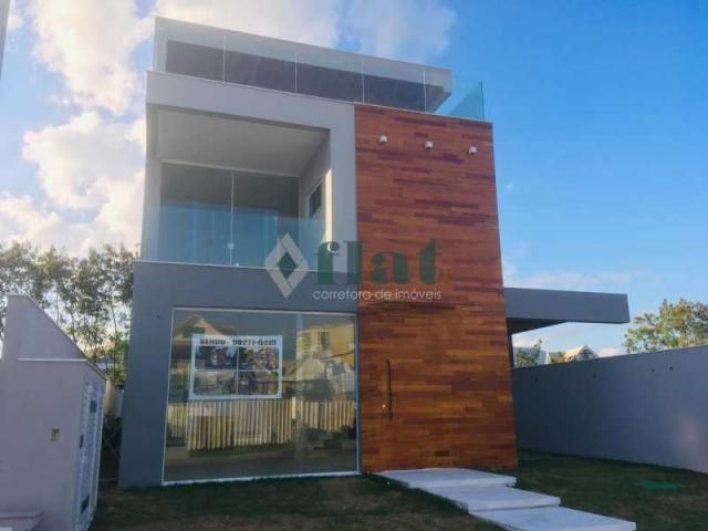 Casa de condomínio à venda com 4 dormitórios cod:FLCN40047 - Foto 4
