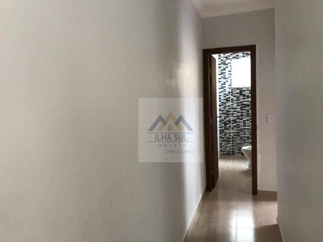 Apartamento com 2 dormitórios à venda, 54 m² por r$ 225.000,00 - campeche - florianópolis/ - Foto 6