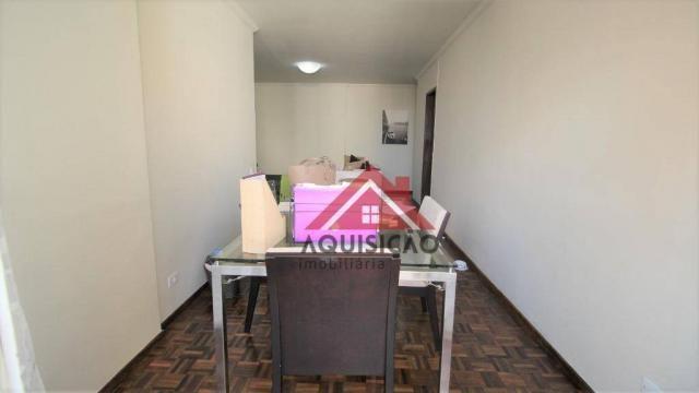 Apartamento com 3 dormitórios à venda, 87 m² por R$ 369.990,00 - Bigorrilho - Curitiba/PR - Foto 16