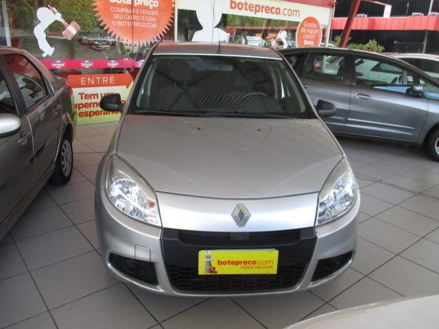 Sandero 1.0 Authentique 16V HI-FLEX 4P Manual 2013/2013