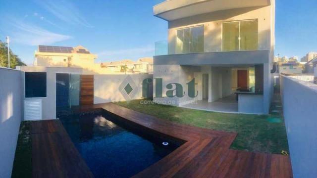 Casa de condomínio à venda com 4 dormitórios cod:FLCN40047 - Foto 2