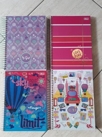 Cadernos do Bom!!!!!!!!!