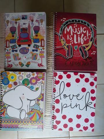 Cadernos do Bom!!!!!!!