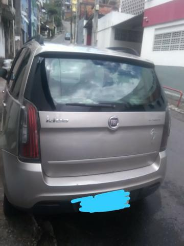 Carro Fiat ideia