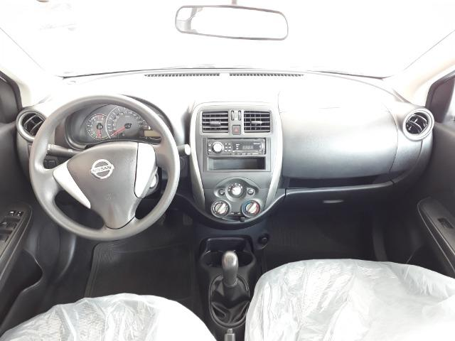 Oferta com Bônus de Ipva 2020 - Nissan Versa Conforto 1.0 2018 - Financiamos em até 60X - Foto 5