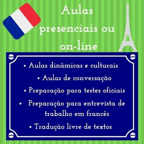 Francês - aulas particulares - Foto 2