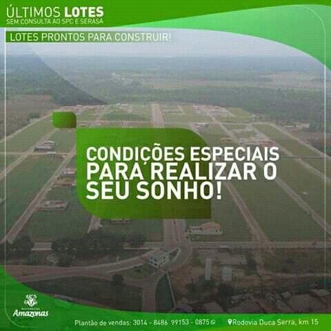 Lotes c/parcelas a partir de R$278,00 em Residencial fechado na Rodovia Duca Serra!! - Foto 3