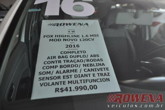 Fox Highiline 1.6 Msi Mod Top De Linha - Foto 10