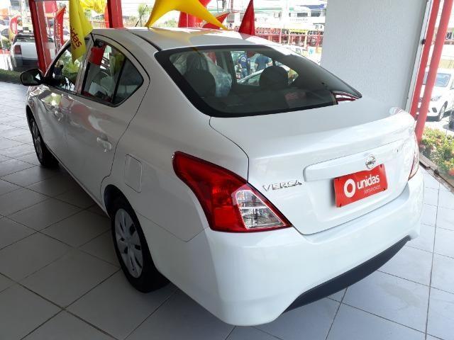 Oferta com Bônus de Ipva 2020 - Nissan Versa Conforto 1.0 2018 - Financiamos em até 60X - Foto 12