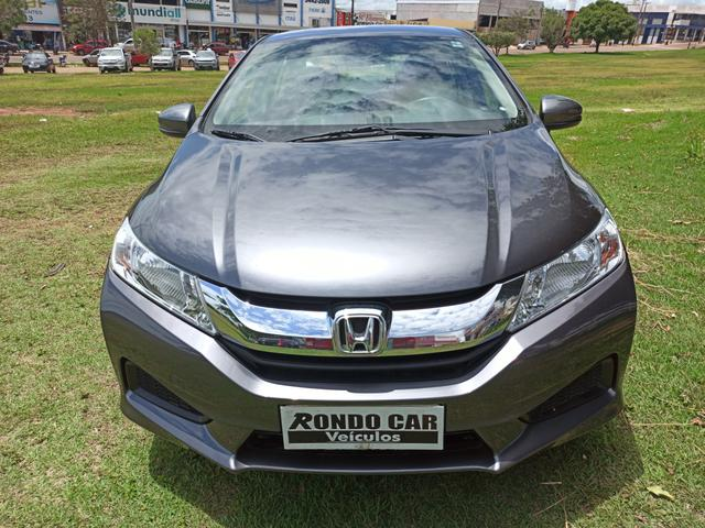 Honda city lx 1.5 aut 2015