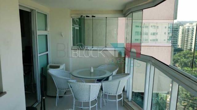 Apartamento à venda com 2 dormitórios em Barra da tijuca, Rio de janeiro cod:RCAP20716 - Foto 10
