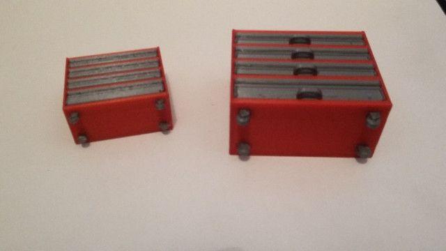 Miniatura carrinho armario 1:18 - Foto 5